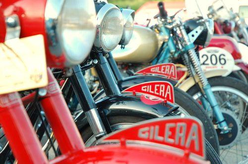 Gilera Motorcycles at Motogiro