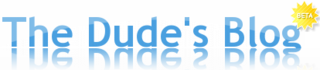 The Dude's Blog Logo